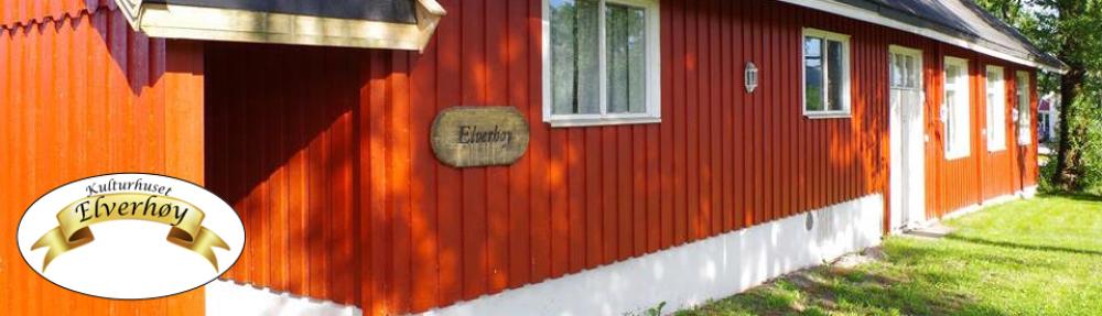 Kulturhuset Elverhøy